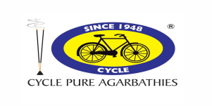 cycle pure agarbatti logo